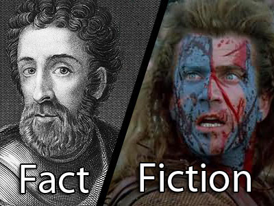 Raiders vs Braveheart – Fact vs Fiction « Adventures and Insights